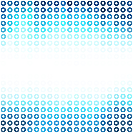 donut style: Blue Donuts Background, Creative Design Templates
