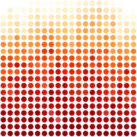 bonito: Los puntos rojos de fondo, plantillas de diseño creativo