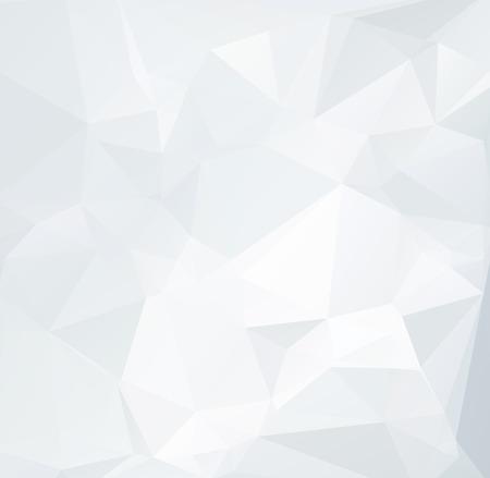 Grau, Weiß, Mehrkant Hintergrund, kreatives Design Vorlagen