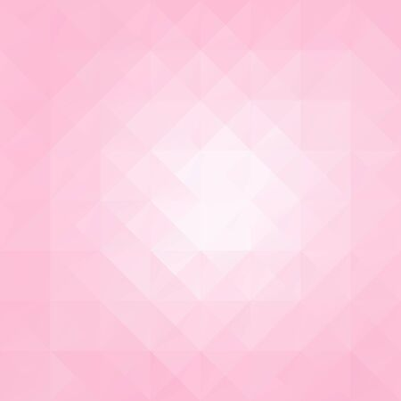 pink: Pink Grid Mosaic Background, Creative Design Templates Illustration