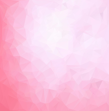 background colors: Pink Polygonal Mosaic Background, Creative Design Templates Illustration