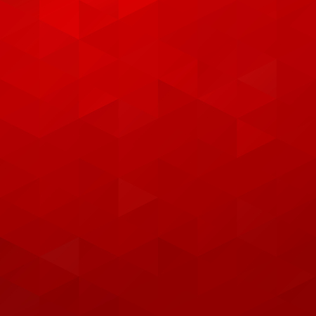 Red Grid Mosaic Background, Creative Design Templates Stock Illustratie