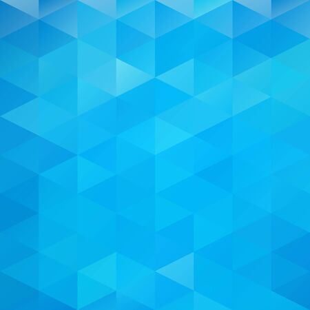 wallpaper abstract: Blue Grid Mosaic Background, Creative Design Templates