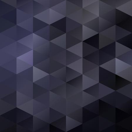 Black Grid Mosaic Background, Creative Design Templates