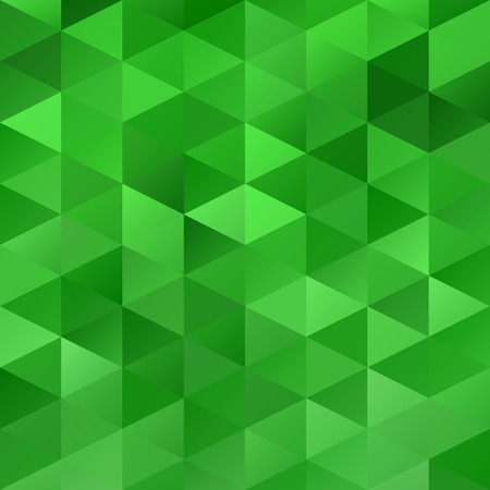 green grid: Green Grid Mosaic Background, Creative Design Templates