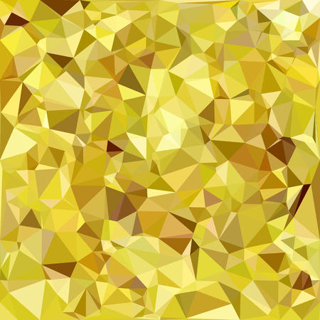mosaic: Yellow Polygonal Mosaic Background, Creative Design Templates