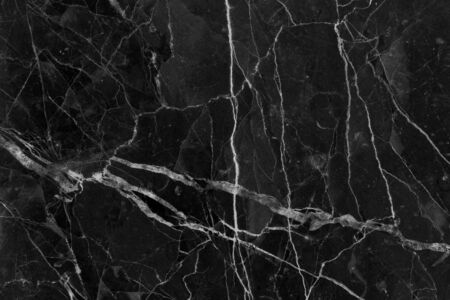 Black marble texture unique background.