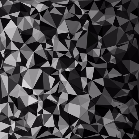 mosaic background: Black Polygonal Mosaic Background, Creative Design Templates