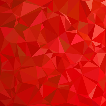 diamond plate: Red Polygonal Mosaic Background, Creative Design Templates
