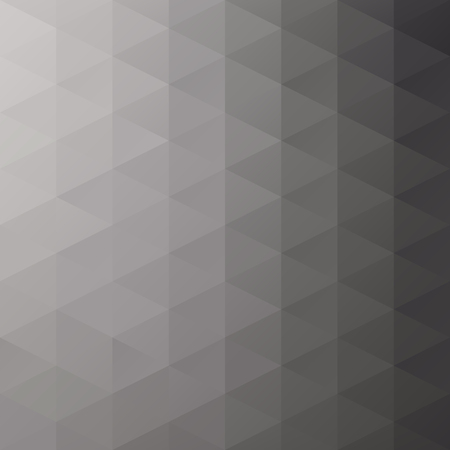 Noir Grille Mosaic Background, Creative Design Templates Vecteurs