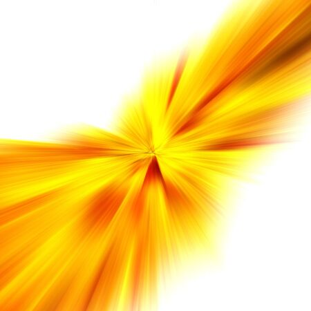 abstract zoom: Yellow Abstract Zoom Motion background