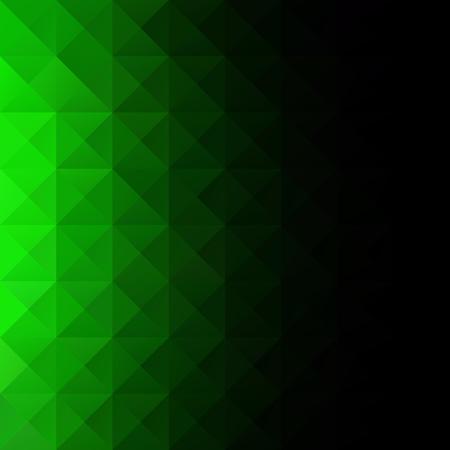 mosaic background: Green Grid Mosaic Background, Creative Design Templates