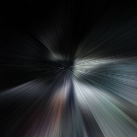 abstract zoom: Black Abstract Zoom Motion background