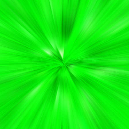 abstract zoom: Green Abstract Zoom Motion background