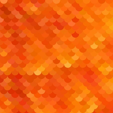 block: Orange Roof tiles pattern, Creative Design Templates
