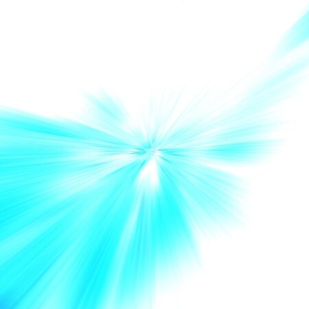 Blue Abstract Zoom Motion background