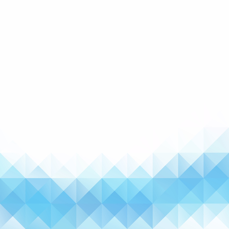 abstract wallpaper: Blue Grid Mosaic Background, Creative Design Templates