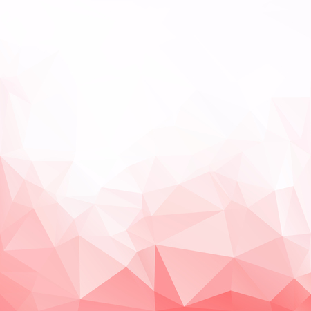 mosaic background: Red Polygonal Mosaic Background, Creative Design Templates