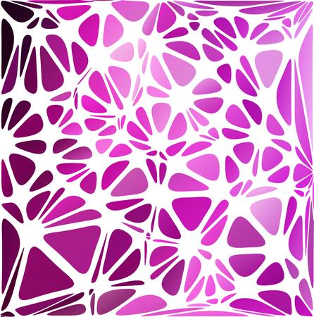 Purple modern Style, Creative Design Templates Illustration