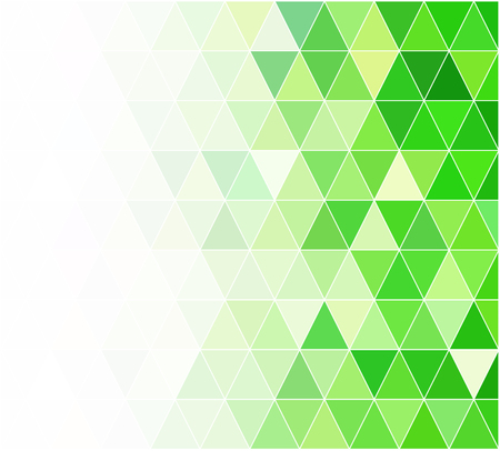 diamond plate: Green Grid Mosaic Background, Creative Design Templates