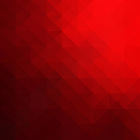 flooring: Red Grid Mosaic Background, Creative Design Templates Illustration