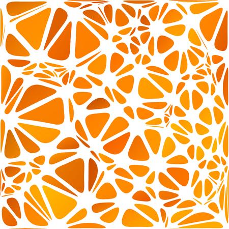 Orange modern Style, Creative Design Templates Illustration