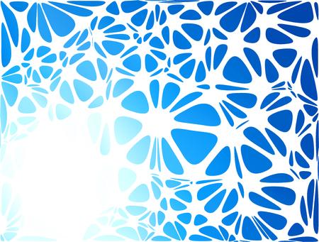 Blue modern Style, Creative Design Templates