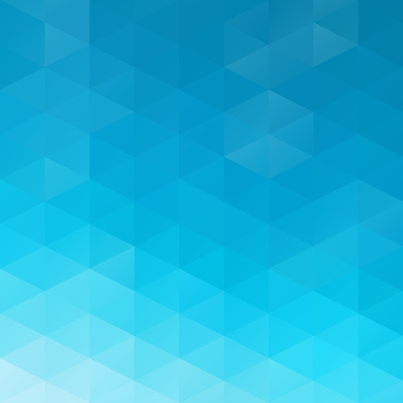 minimal: Blue Grid Mosaic Background, Creative Design Templates
