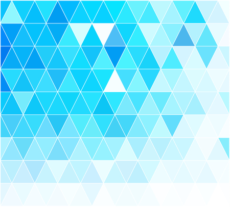 flooring: Blue Grid Mosaic Background, Creative Design Templates