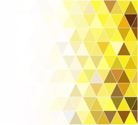 diamond plate: Yellow Grid Mosaic Background, Creative Design Templates