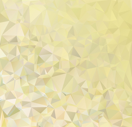 yellow polygonal mosaic background creative design templates