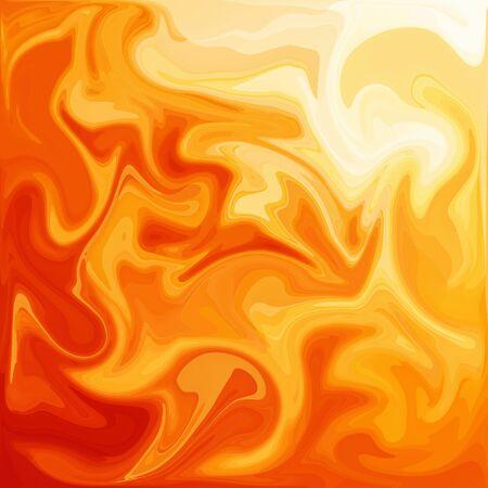 similar: Orange Digital Acrylic Color Swirl Or Similar Marble Twist Texture Background