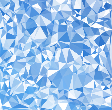 shiny background: Blue Polygonal Mosaic Background, Creative Design Templates