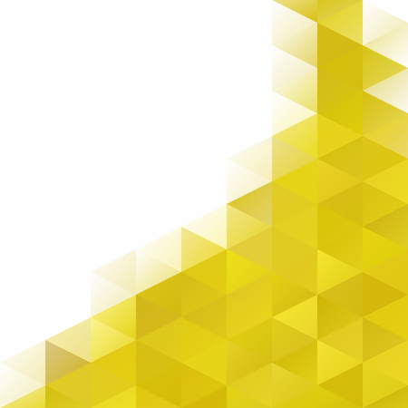 shiny background: Yellow Grid Mosaic Background, Creative Design Templates
