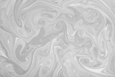 Liquify Swirl Black and White Color Art Abstract Pattern,Creative design templates for product smartphone web and mobile applications