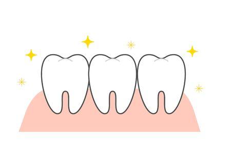 Wobbling teeth back teeth orthodontic