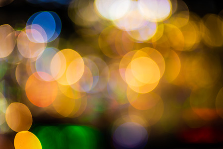 Abstract bokeh background Stockfoto