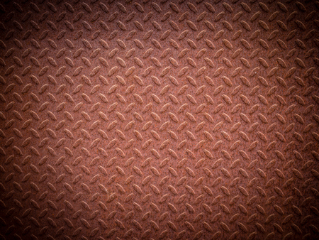 Red durty rust metal texture background
