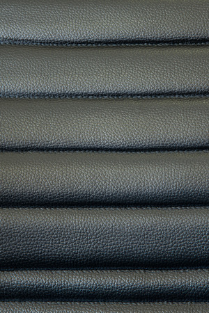 black leather texture: close up black leather texture