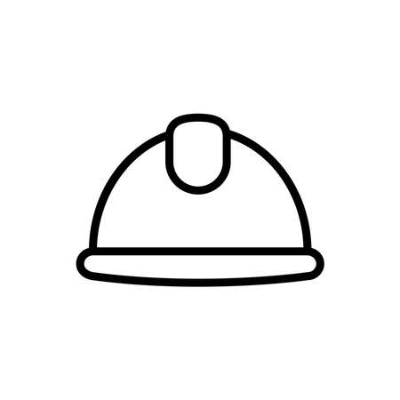 Illustration Vector graphic of construction icon. Fit for worker, labor, renovation etc. Vettoriali