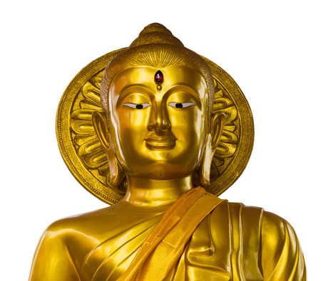 Buddha was a spiritual refuge of the East.