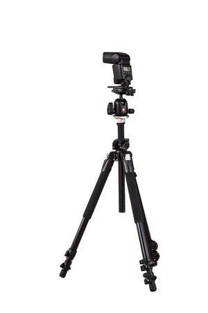 Tripod the accessories of photographer