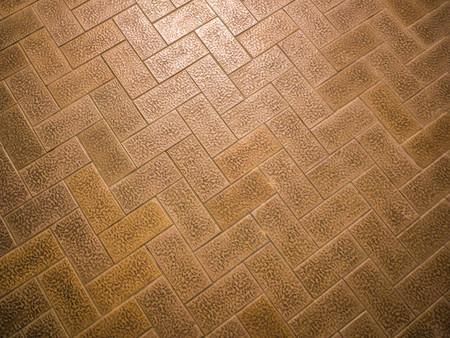 brown brick Floor,Floor texture wallpaper Reklamní fotografie