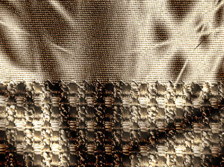 Old fabric texture background  Stock Photo - 13638761