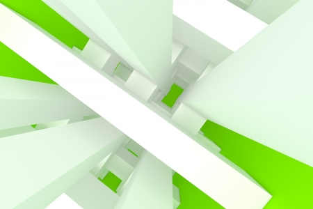 Abstract green for background  photo