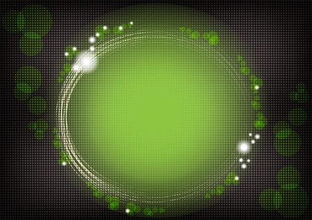 Business green abstract background Stock Photo - 17773264