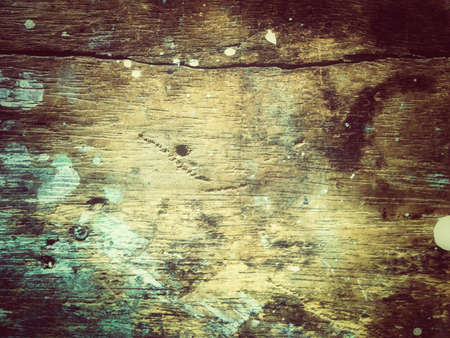 Old wood floor texture,Ideal for grunge background with space for text photo