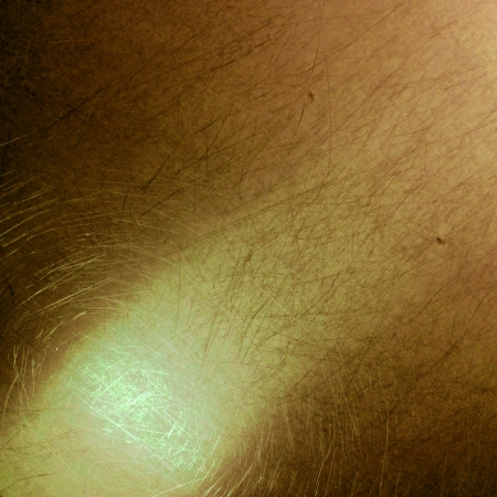 Old abstract gold color stainless metallic plate for backgrounds Stock Photo - 21746317
