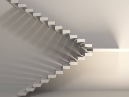 stairs interior: Abstract stairs in empty room interior. ,The background image is taken to offer a variety of different ideas and go step by step.