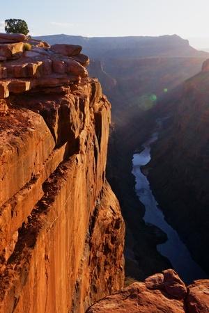 toroweap: Toroweap point at sunrise